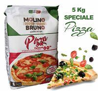Farina 00 per Pizze Pizza Bianca Normale di Qualità vendita Online 5 Kg A
