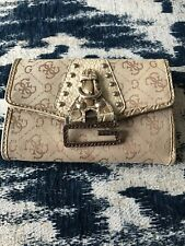 ***Beige GUESS Purse - Used***
