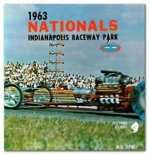 1963 Nationals Indianapolis Raceway Park Record CD NEW
