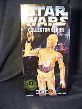 "Star Wars Collector Series C3PO 12"" Action Figure 1997 Kenner NIB Mandela Effect"