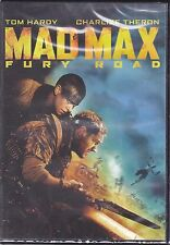 Dvd **MAD MAX ♦ FURY ROAD** con Tom Hardy Charlize Theron nuovo 2015
