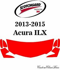 3M Scotchgard Paint Protection Film Clear Bra Pre-Cut 2013 2014 2015 Acura ILX
