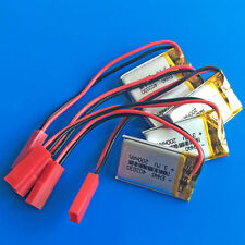 5 pcs 200mAh 3.7V LiPo Battery for MP3 GPS Smart Watch 402030 SYP 2pin Connector
