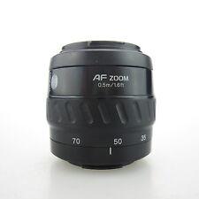Minolta AF Zoom 35-70mm 1:3.5(22)-4.5 Objektiv / lens auch Sony Alpha