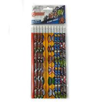 Marvel Avangers Pencils School stationary Supplies 12pc