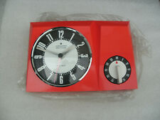 Vintage New Old Stock Junghans / ATO Clock