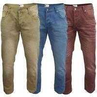 D-Code Mens 'Rok' Denim Fashion Jean Straight Leg.   Seller away 15/6 - 8/7