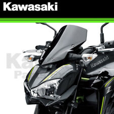 NEW GENUINE KAWASAKI 2017 Z 900 Z900 SMOKED WIND DEFLECTOR WINDSHIELD 99994-0834