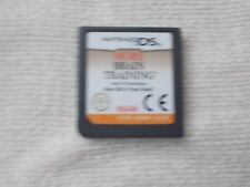 Nintendo DS Game - More Brain Training - Cart Only - VGC