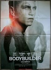 BODYBUILDER Affiche Cinéma / Movie Poster Vincent Rottiers Yolin François Gauvin