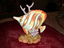 Andrea By Sadek Copperband Butterfly Fish 6098