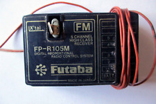 Two Futaba 35MHz Receivers