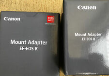 🔥Brand New🔥Canon Mount Adapter EF-EOS R🔥For Canon R5, R6, R, RP  (2971C002)