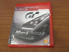 Gran Turismo 5 Prologue PlayStation 3 PS3 Ships Free! E