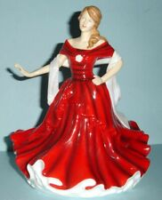 Royal Doulton Scarlett Pretty Ladies Hn5437 Figurine New In Box