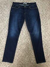 Levis Womens Jeans 15 Too Superlow 524 Dark Wash Denim