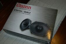 "Quinn Acoustic Q Series-Q6822 5"" X 7"", 6"" X 8"" 2 Way Speakers"