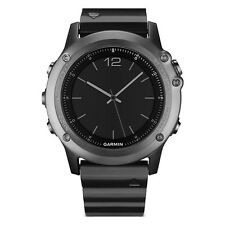 Garmin Fenix 3 Sapphire GPS Watch, One Size - Black
