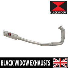 ZXR 400 Ninja 89/03 H J K L M Exhaust System + GP Round Stainless Silencer 200SS