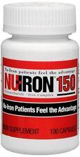 Nu-Iron 150 mg Capsules 100 Capsules
