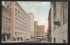 Postcard KANSAS CITY Missouri/MO  Manhattan Supply & Barfield Stores view 1907