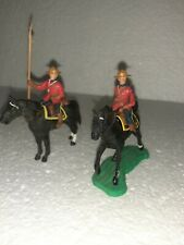 Royal Canadian Mounted Police Made in England,  Britains LTD Toy