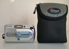 Fujifilm Finepix A607 / 6mp Digital Camera 3x Optical Zoom, CASED TESTED