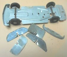 Vintage 1950s Ford Promo Car Chassis Parts