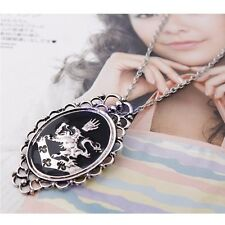 Charm Pendant Chain Necklace Sweater Chain For Alice Rosalie Cullen Family New