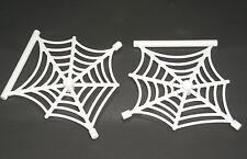 LEGO 2 White SPIDER WEBS Hanging Halloween / Spider-man Accessories 75093 76037