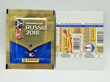 RARE VERSION RARA BUSTINA PACKET WC WM RUSSIA 2018 FIGURINE PANINI TUTEN SEALED