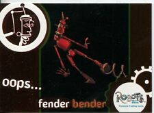 Robots The Movie Fender Bender Chase Card FB-5