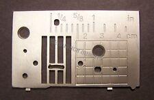 NEEDLE THROAT PLATE Brother XL2600I XL2610 XL2620 XL3500 XL3500I XL3500T XL3510