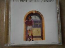 "ROD STEWART ""BEST OF ROD STEWART"" CD MAGGIE MAY HANDBAGS & GLADRAGS GASOLINE ALL"