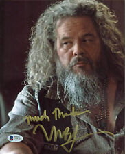 Mark Boone Junior Sons of Anarchy Authentic Signed 8x10 Photo BAS #D78301