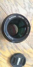 Nikon Nikkor 105mm 2.5 non-AI