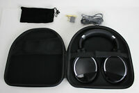 Cowin E8 OverEar Headphones - Black/Silver