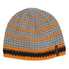 Simms Fly Fishing Chunk Beanie Cap / Hat - Tangerine Color - OSFA - NEW!