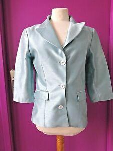 Veste femme Vintage ESENCIAL France Parfait état Taille FR38 US6 UK10 EUR36