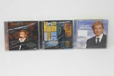Barry Manilow CD Lot ~ Ultimate Manilow Swing Street Live on Broadway  SEALED
