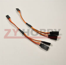 2PC 150mm Y Style Y Extension extend Lead Wire Cable For JR Servo ZY01 # 1