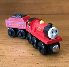 THOMAS the TRAIN CAR WOODEN RAILWAY MIKE & ARLESDALE TENDER THOMAS & FRIENDS
