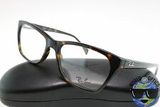 Ray-Ban RX Eyeglasses RB 5298 2012 Dark Tortoise Full Rim Frame [55-17-140]