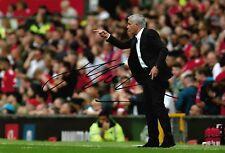 JOSE MOURINHO - Hand Signed 12x8 Photo - Manchester Man United Portugal Football
