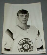 QJAHL 1968-69 Quebec Aces Gilles Beaulieu Photo
