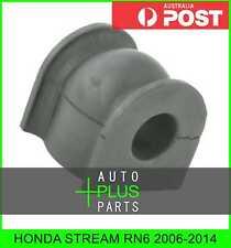 Fits HONDA STREAM RN6 2006-2014 - FRONT STABILIZER BUSH 18mm Sway Bar