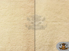 """Minky Cuddle Double Sided Fleece Fabric 17 IVORY / 54"""" Wide / Sold by the yard"""