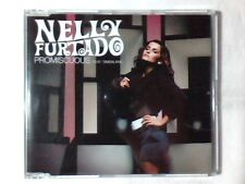NELLY FURTADO Promiscuous cd singolo 1 TRACK TIMBALAND