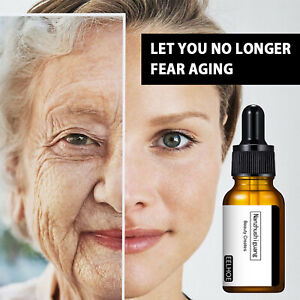 Wrinkless Anti-Aging Serum Anti-Aging Wrinkle Skin Facial Essence Oil 10ml