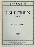 Scriabin: 8 Studien Für Klavier Op. 42 - I. M.C